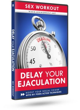Delay your ejaculation <span>Every guy who's good in bed knows this ONE rule.</span>