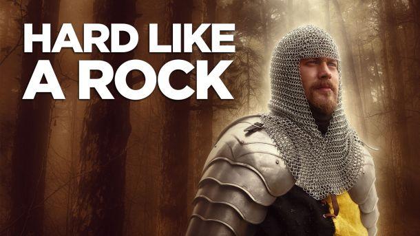 Hard like a rock <span>Get hard like a rock</span>