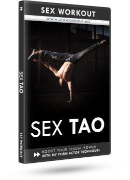 Sex Tao <span>Control your sexual energy...</span>