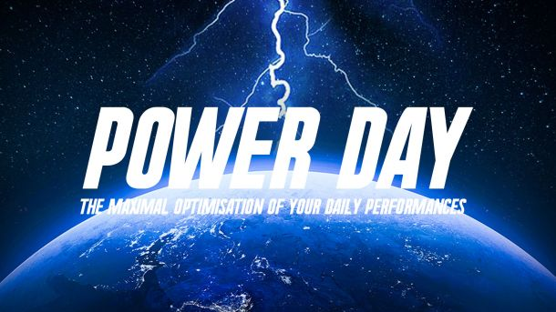 Power Day <span>FROM SLAVE LIFE TO POWER DAY</span>