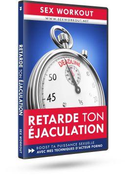 Retarde ton éjaculation<span>6 techniques de pro</span>