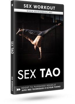 Sex Tao <span>Contrôle ton énergie sexuelle </span>